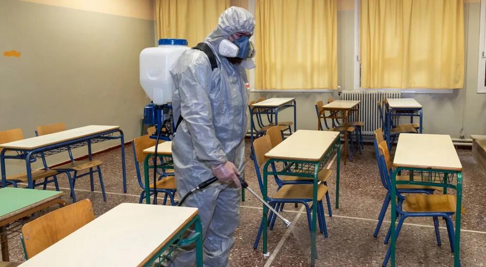 polskie szkoły w czasie epidemii