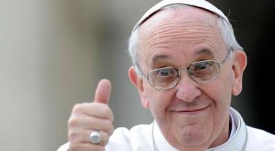 papież franciszek za legalizacją