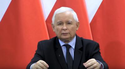 oświadczenie jarosława kaczyńskiego