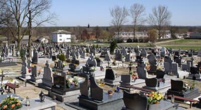 cmentarze na wszystkich świętych
