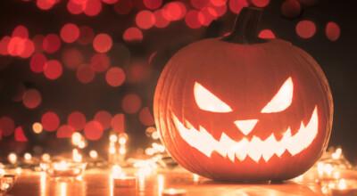 Dekoracja na Halloween