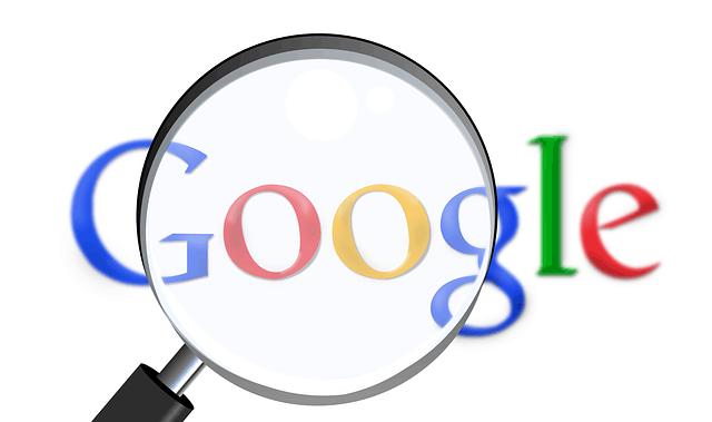 Hasła wpisywane w Google