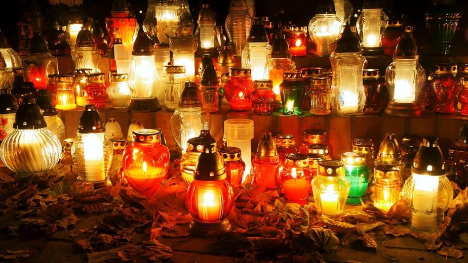Zamknięte cmentarze 1 listopada