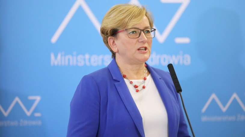 Wiceminister zdrowia