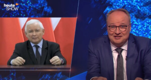 Jarosław Kaczyński został zmiażdżony