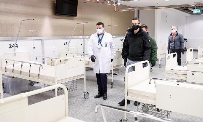 szokujące relacje ze szpitala