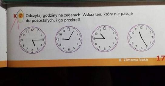 zadanie domowe dla 8-latka