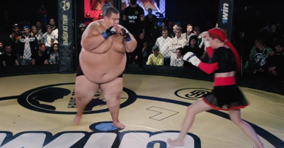 240-kilogramowy bloger