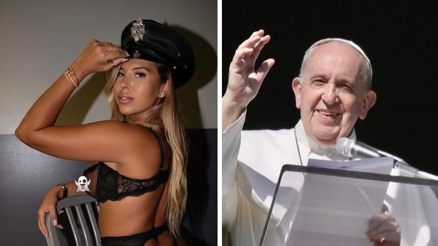 Papież Franciszek zszokował wiernych