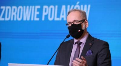 Minister zdrowia zapowiada