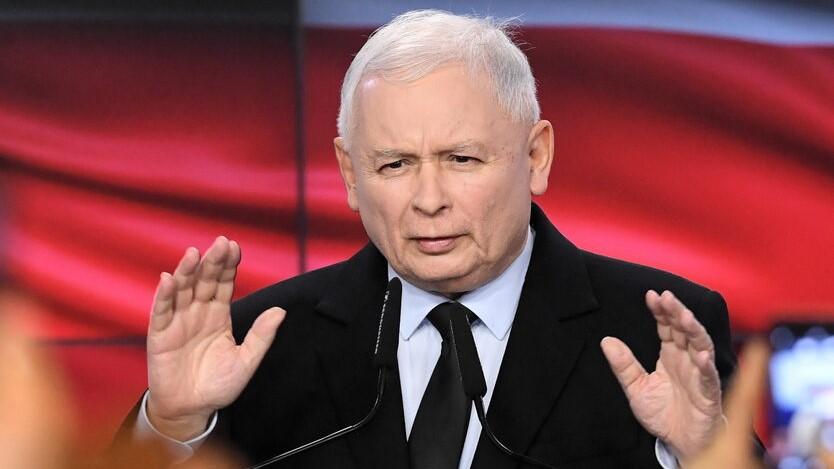 Kaczyński chciał rozpędzić Strajk