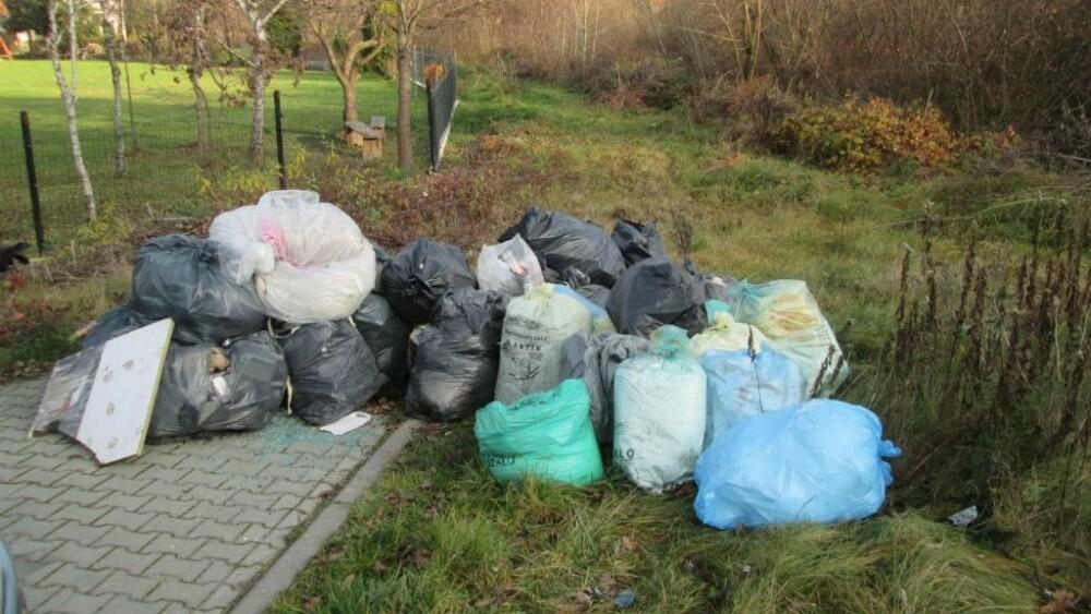Gdzie lądują śmieci