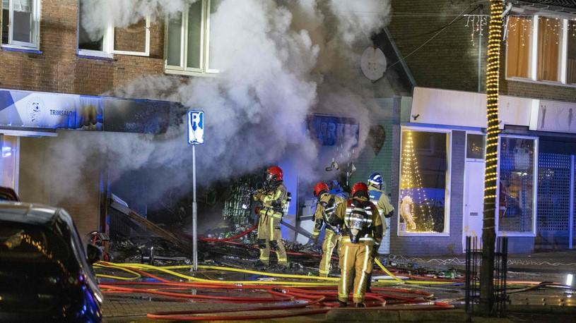 Eksplozje w polskich sklepach