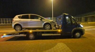 Legalny transport na Sylwestra