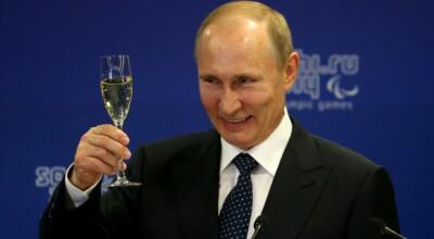Władimir Putin z dożywotnim