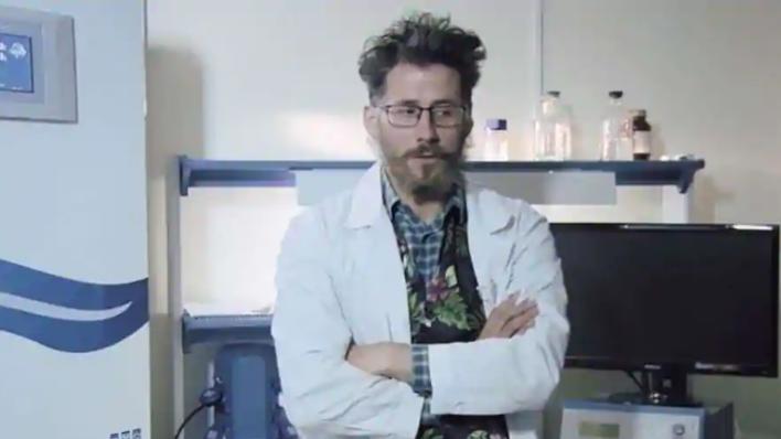 Zagadkowa śmierć naukowca