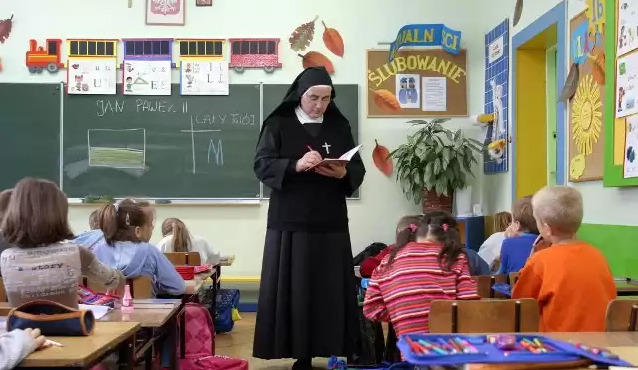 Szokujące historie z katechez