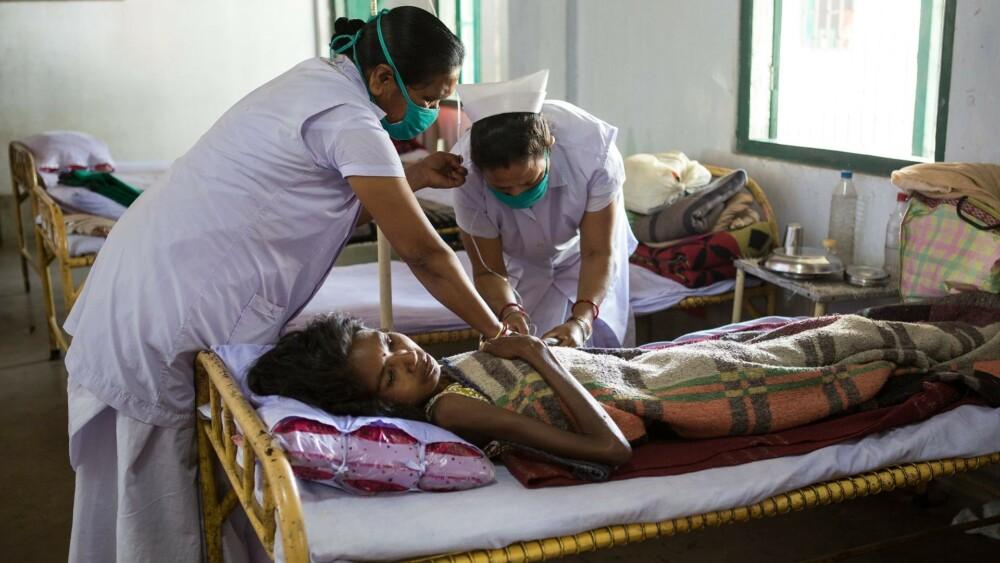 Tajemnicza choroba w Indiach