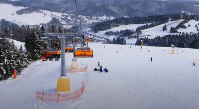 Kontrole na stokach narciarskich