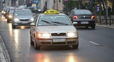 Taksówki w sylwestra