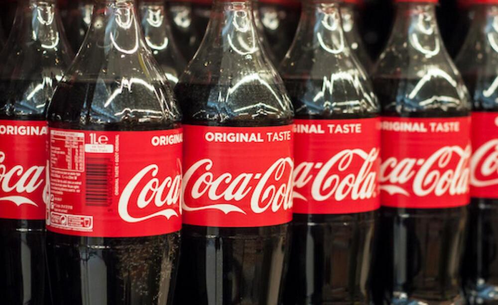 coca-cola jako odrdzewiacz