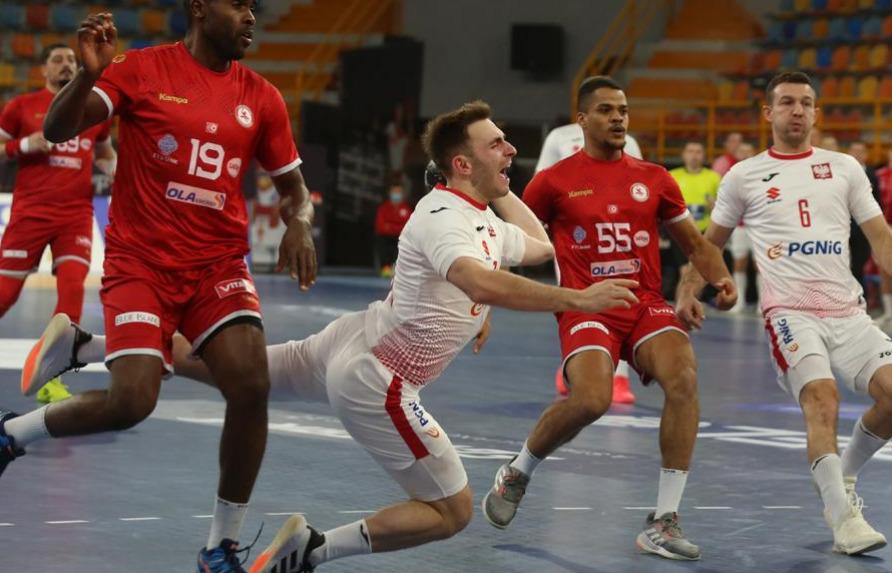 polska wygrywa z tunezją