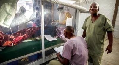 Wykryto nowy przypadek eboli