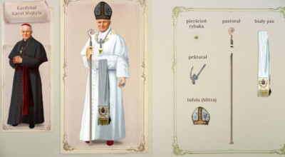 Ubierz Jana Pawła II