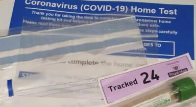 domowe testy na koronawirusa