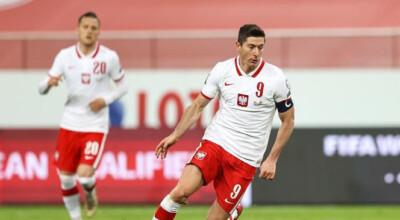 Lewandowski nie zagra z Anglią