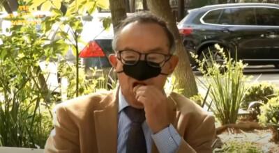 """""""Pół-maski"""" do jedzenia, picia i palenia"""