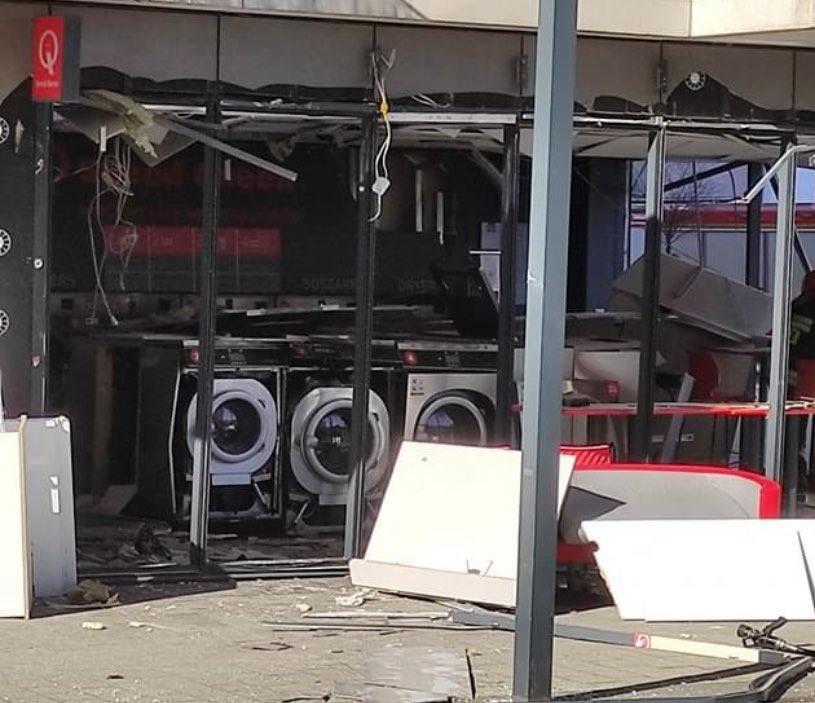 wybuch pralni wrocław
