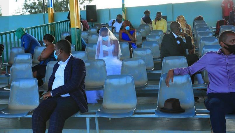 wesele grozy