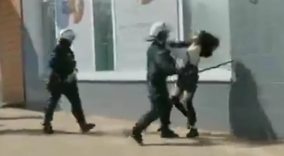 policjant w głogowie