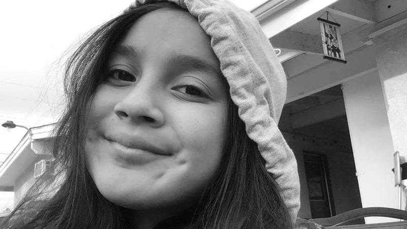 11-letnia dziewczynka