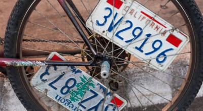 rowery otrzymają tablice rejestracyjne