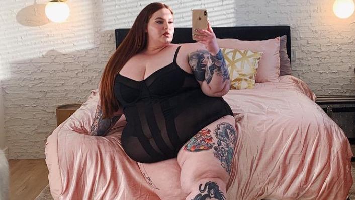 Modelka plus size ma anoreksję