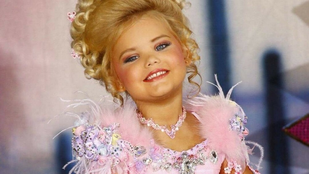 Najpopularniejsza dziecięca miss