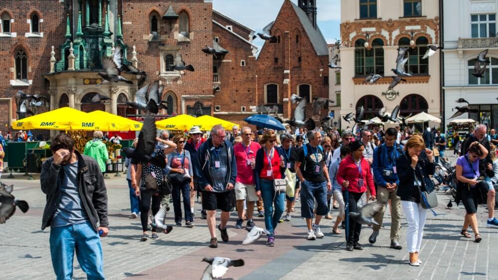Turyści padli ofiarą oszustów