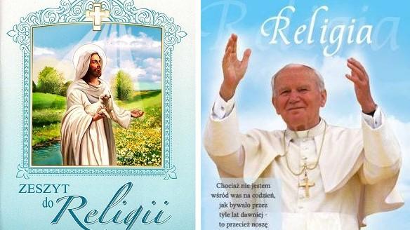zeszyt do religii