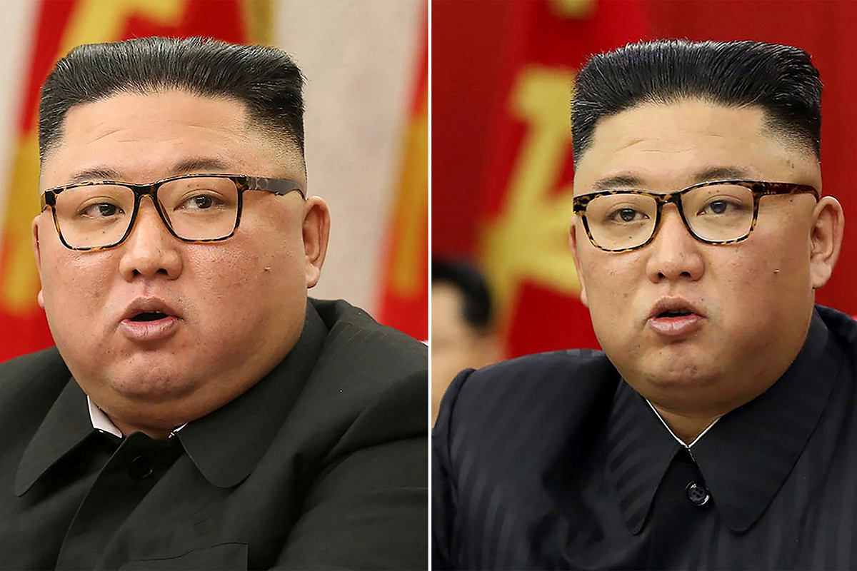 Kim Dzong Un schudł