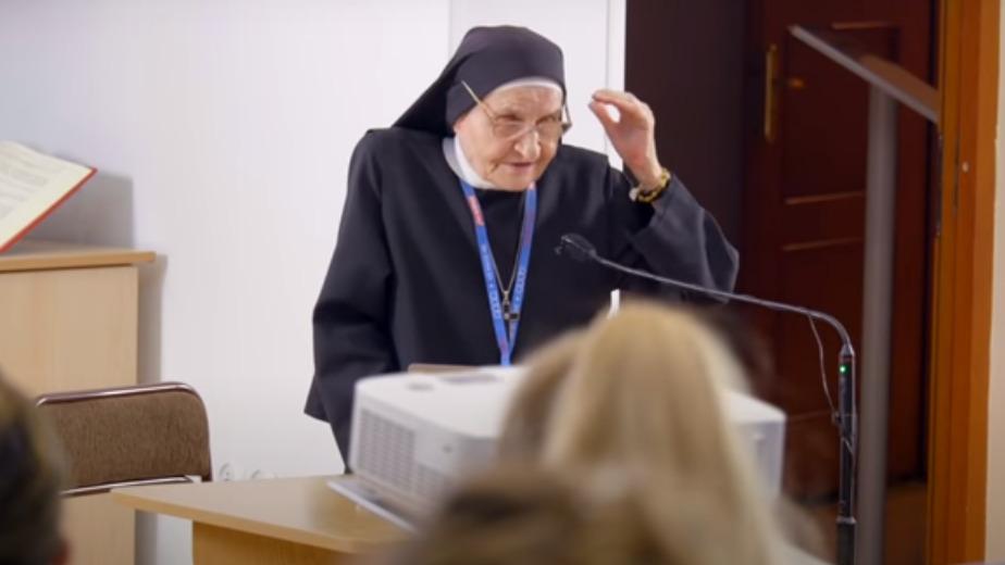 Siostra zakonna Michaela Pawlik
