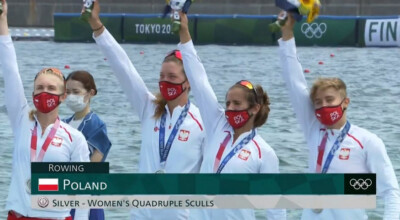 pierwszy medal dla polski
