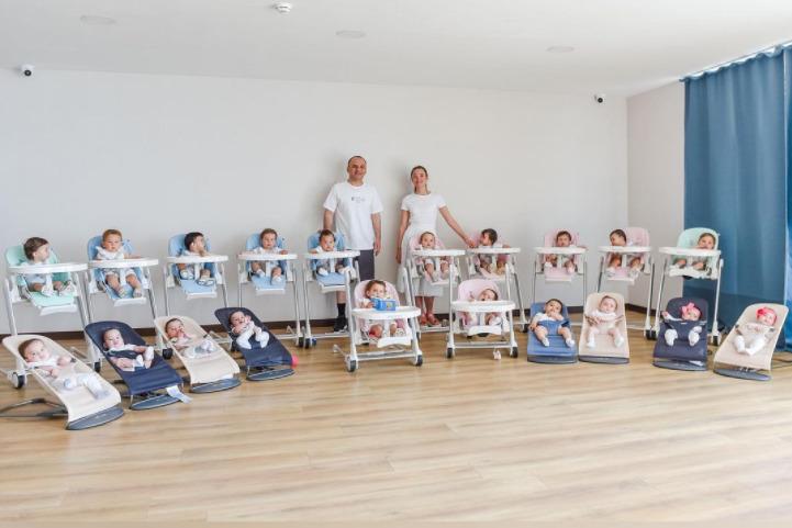Mają 22 dzieci