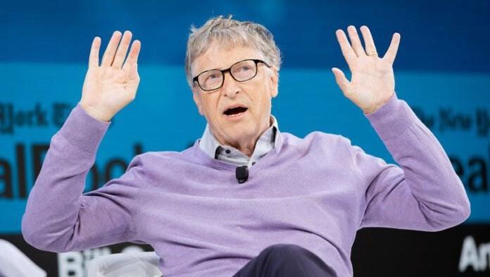 Przepowiednia Billa Gatesa