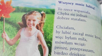 Kontrowersyjny wierszyk w podręczniku dla dzieci