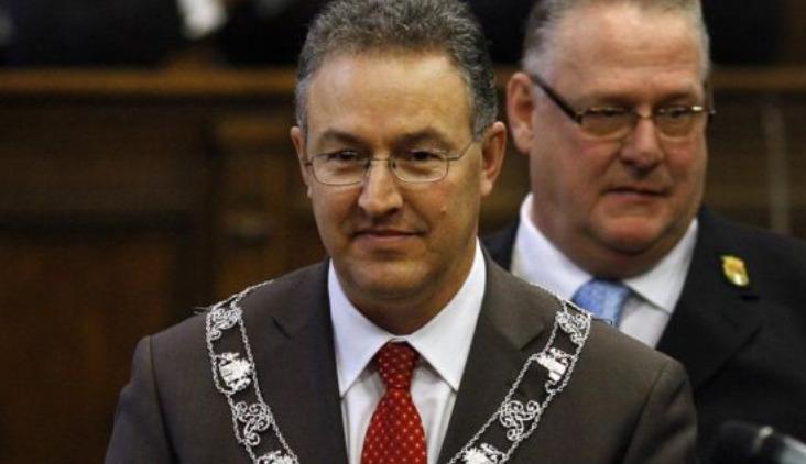 burmistrz rotterdamu
