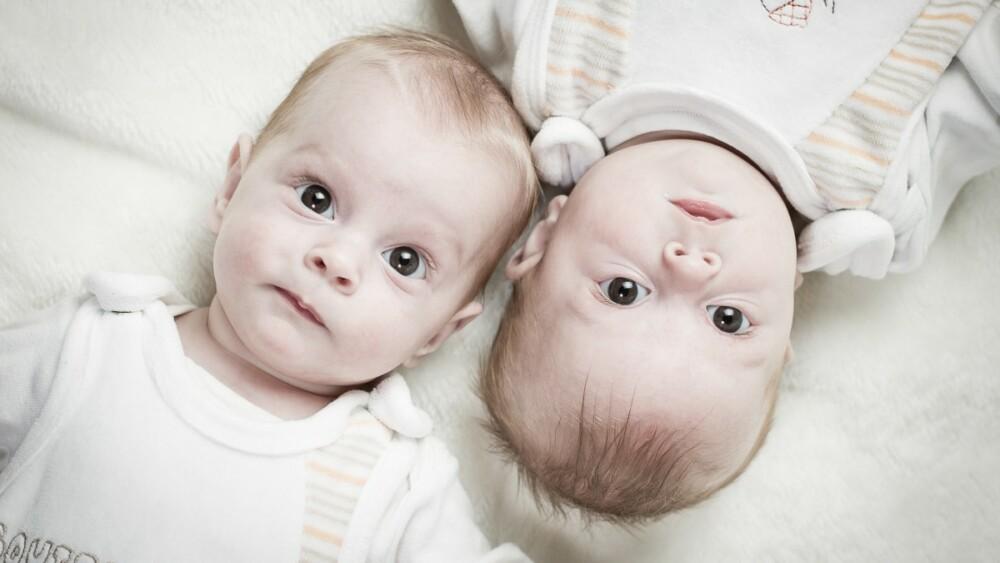 Kobieta urodziła bliźniaki
