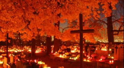 Cmentarze zamknięte 1 listopada?