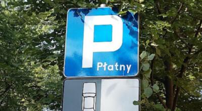 kosmiczna cena za parking